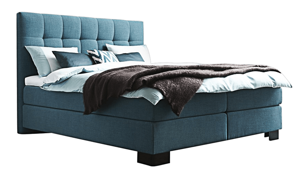 schlafzimmer blau braun. Black Bedroom Furniture Sets. Home Design Ideas