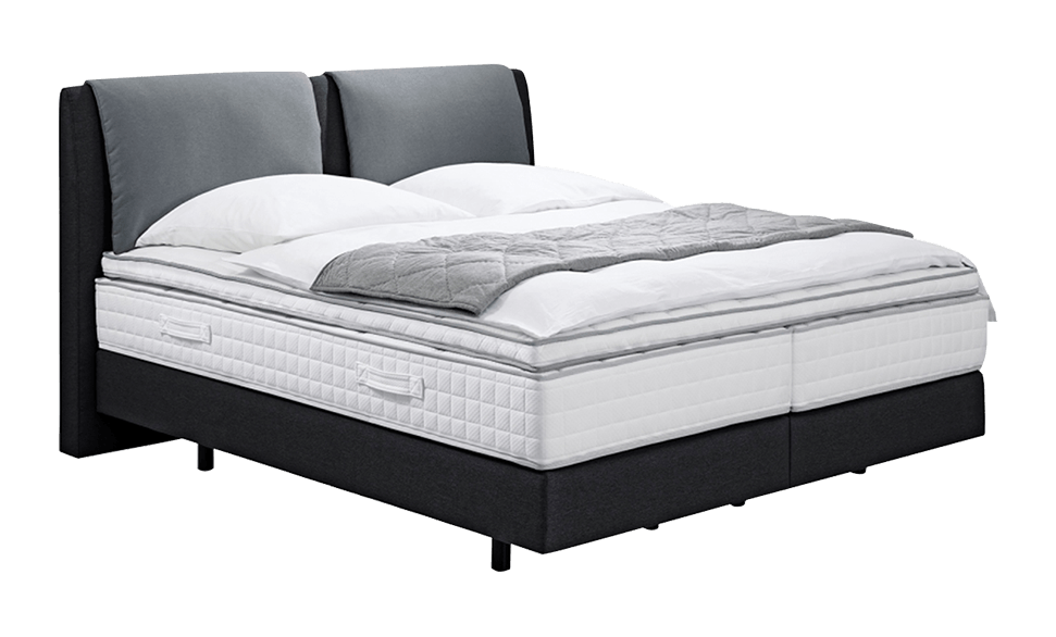 top boxspringbett testsieger l vgren storebror 2016. Black Bedroom Furniture Sets. Home Design Ideas